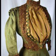 Victorian Tea Gown