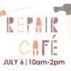 Repair Cafe Poster